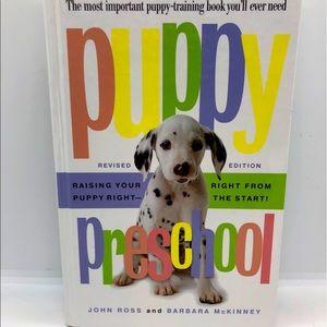 Puppy Preschool Revised Edition